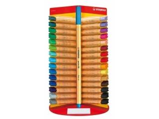 01b15a00d71a5 Cienkopis STABILO Point 88 - display 25 kolorów
